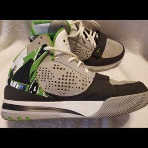 Nike Air Jordan phase 23 hoops 10' hipster green
